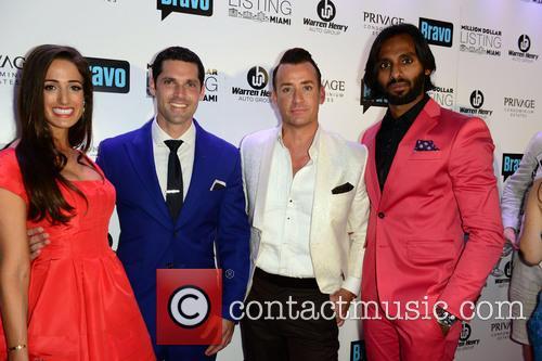 Jen Stone, Chad Carroll, Christopher Leavitt and Nauman Piyarji 1