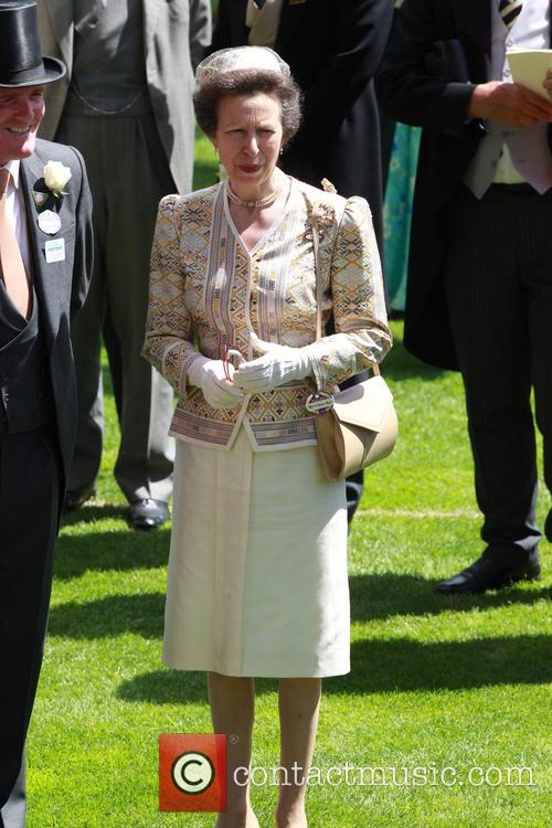 Anne and Princess Royal 4