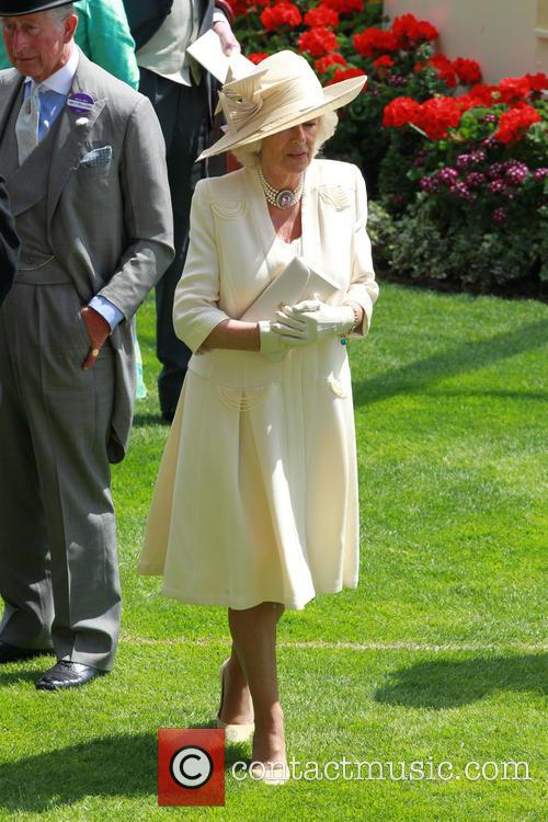 Camilla and Duchess Of Cornwall 1