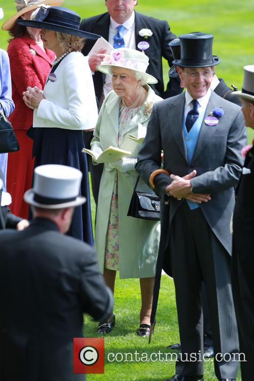 queen elizabeth ii 2014 royal ascot  4248411