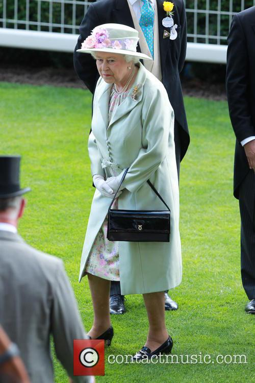 Queen Elizabeth II, Royal Ascot