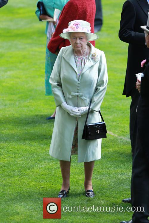 2014 Royal Ascot - The Prince of Wales's...