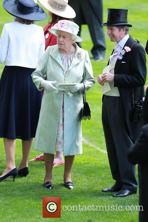 queen elizabeth ii 2014 royal ascot  4248427