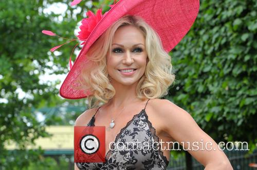 Kristina Rihanoff and Strictly Come Dancing 2
