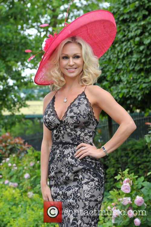 Kristina Rihanoff and Strictly Come Dancing 3