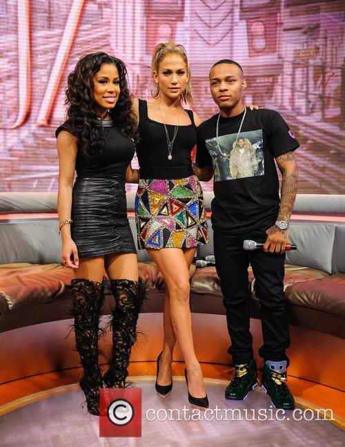 Bow Wow, Keshia Chante and Jennifer Lopez 3