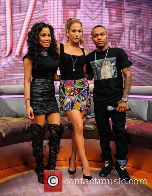 Bow Wow, Keshia Chante and Jennifer Lopez 4