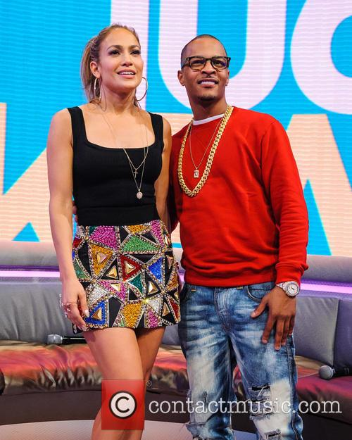 Jennifer Lopez and T.i. 4