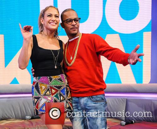 Jennifer Lopez and T.i. 8