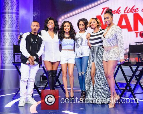 Bow Wow, Taraji Henson, Regina Hall, La La Anthony, Meagan Good and Keshia Chante 6
