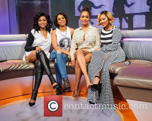 Taraji Henson, Regina Hall, La La Anthony and Meagan Good 2