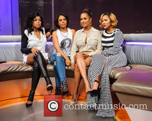 Taraji Henson, Regina Hall, La La Anthony and Meagan Good 4