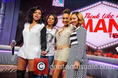 Taraji Henson, Regina Hall, La La Anthony and Meagan Good 1