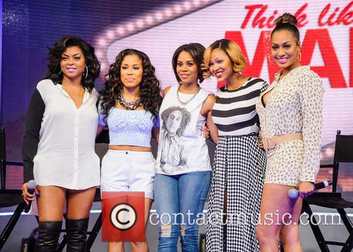Taraji Henson, Regina Hall, La La Anthony, Meagan Good and Keshia Chante 3