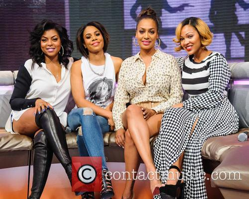 Taraji Henson, Regina Hall, La La Anthony, Meagan Good and Keshia Chante 7