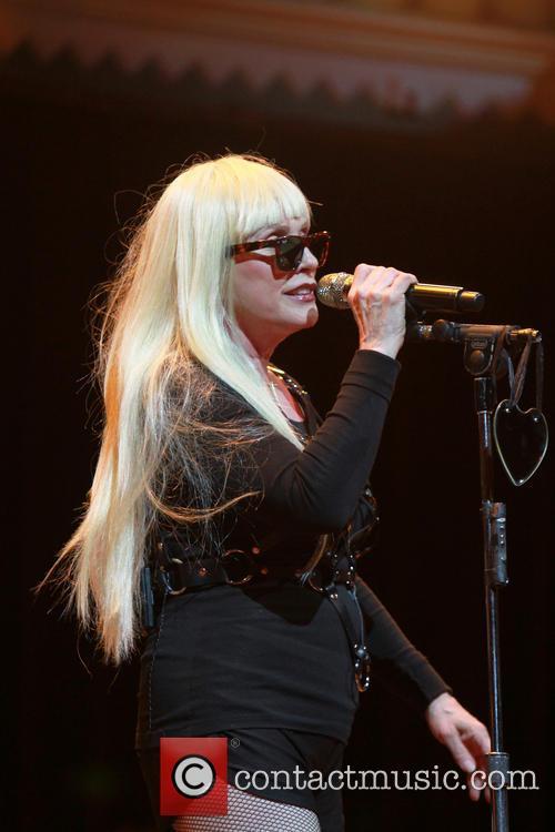 Blondie performing at Paradiso in Amsterdam