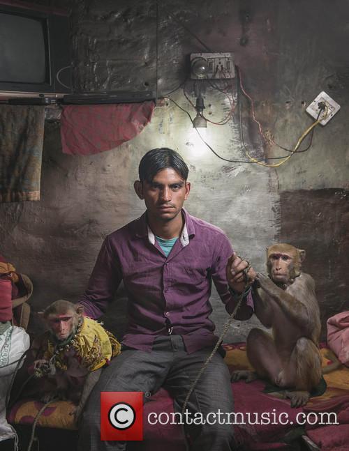 Portraits of Street Performers of The Kathputli Colony