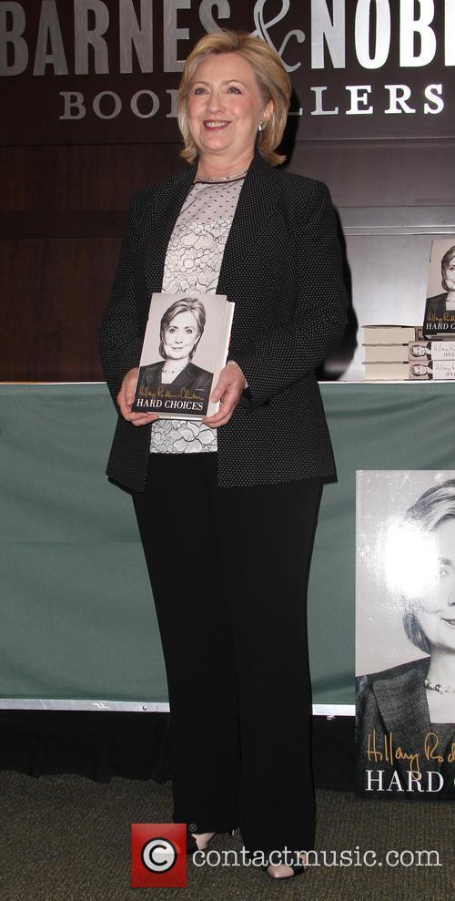 Hillary Rodham Clinton 8