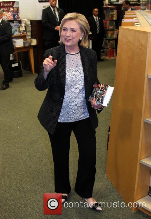 Hillary Rodham Clinton 9