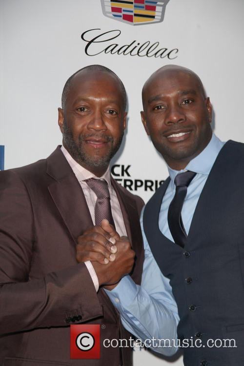 Jeff Friday and Morris Chestnut 2