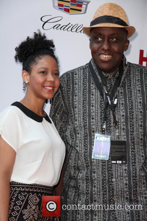 Bill Duke and Nathalie Carril-king 6