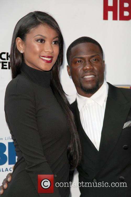 Torrei Hart and Kevin Hart 4