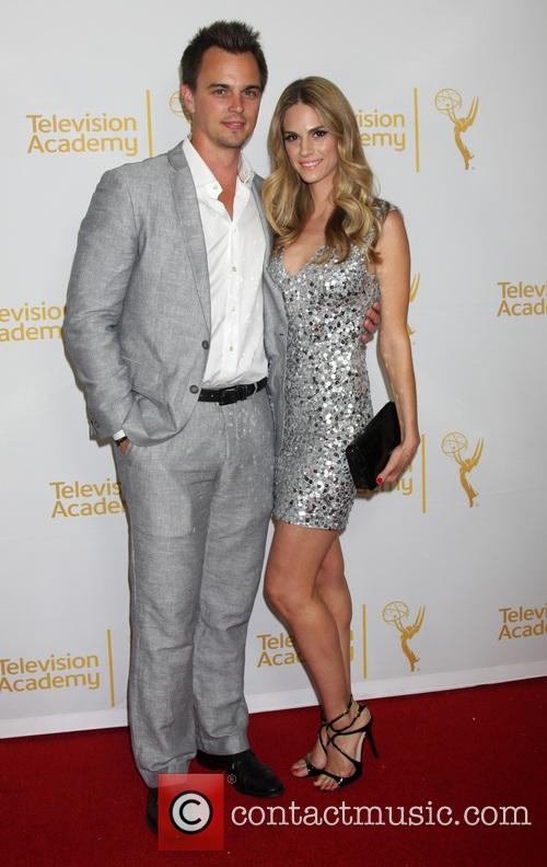 Darin Brooks and Kelly Kruger 1
