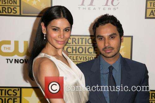 Neha Kapur and Kunal Nayyar 2