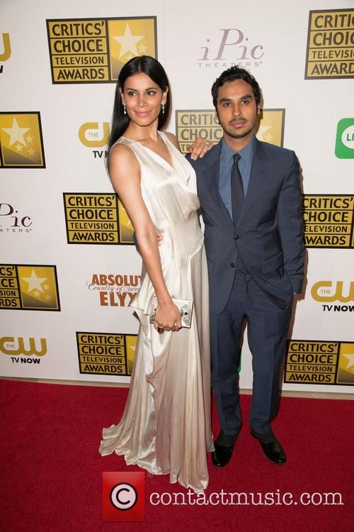 Neha Kapur and Kunal Nayyar 3