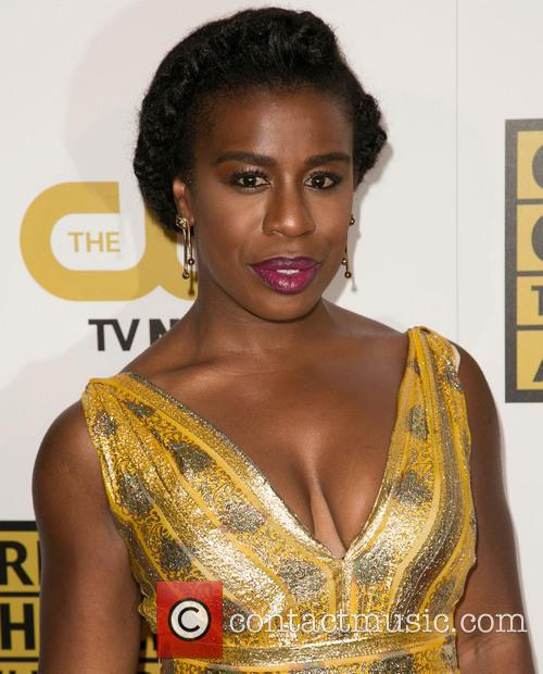 Uzo Aduba, TV Critics' Choice Awards