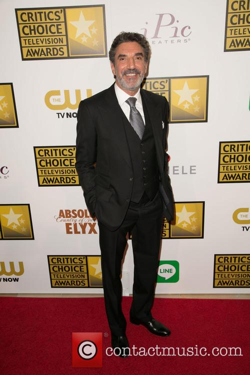 Chuck Lorre, The Beverly Hilton Hotel, Beverly Hilton Hotel