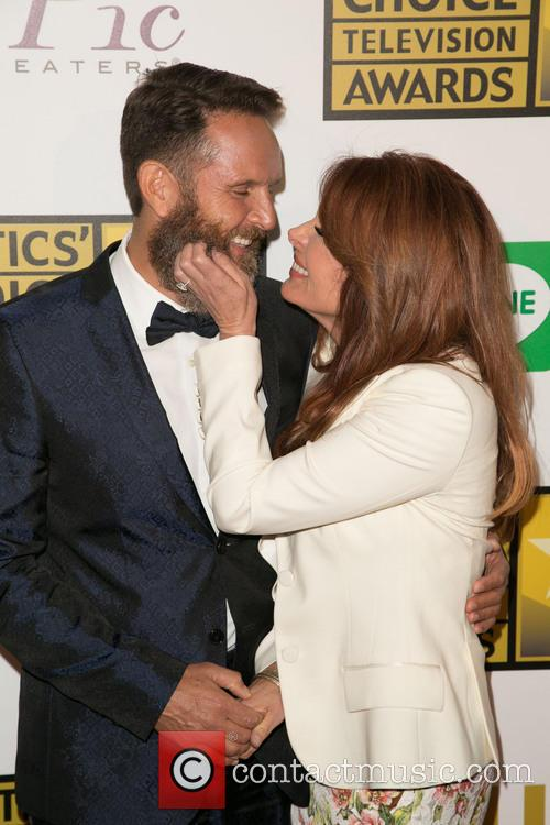 Mark Burnett and Roma Downey 2