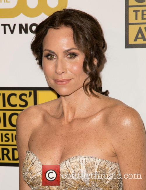 Minnie Driver, The Beverly Hilton Hotel, Beverly Hilton Hotel