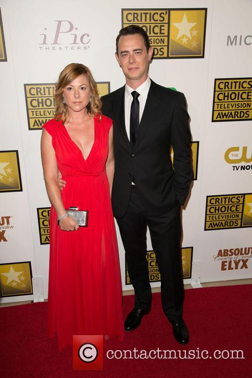 Samantha Bryant and Colin Hanks 1