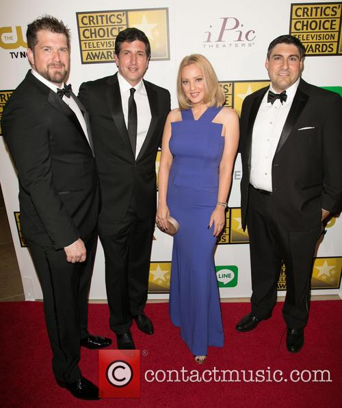 Seth Gordon, Doug Robinson, Wendi Mclendon-covey and Adam F. Goldberg