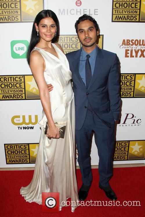 Kunal Nayyar and Neha Kapur 8