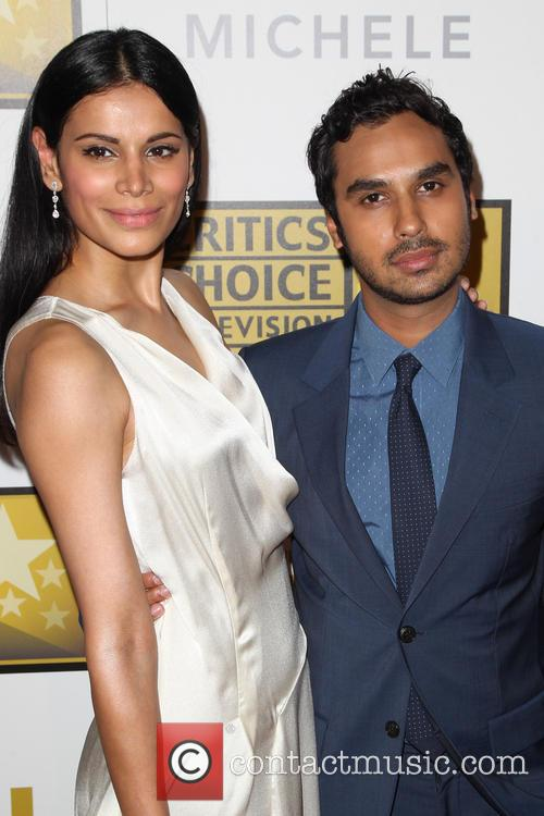 Neha Kapur and Kunal Nayyar 5