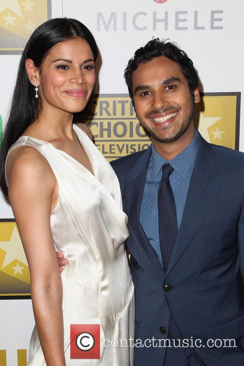 neha kapur kunal nayyar 4th annual critics choice 4251370