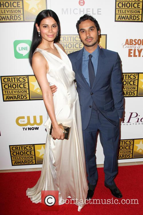 Neha Kapur and Kunal Nayyar 1
