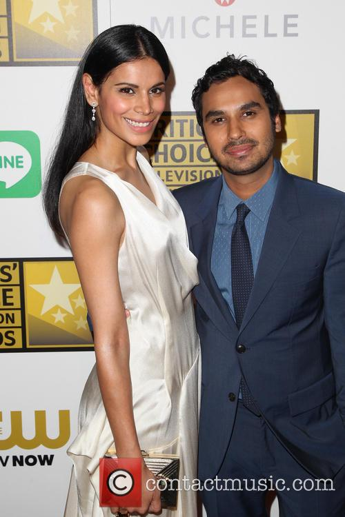 Neha Kapur and Kunal Nayyar 7