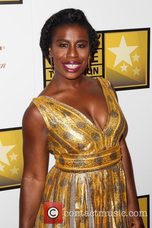 Uzo Aduba Arts Ents Emmys