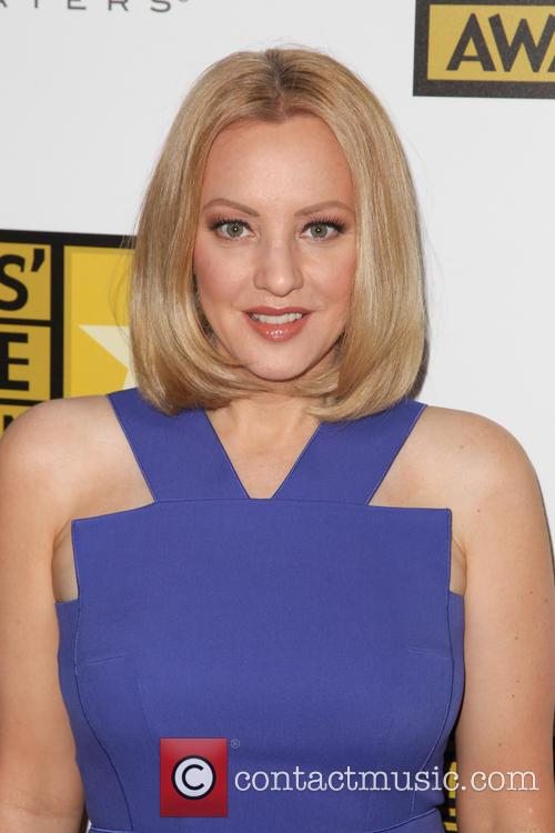 Wendi McLendon-Covey, The Beverly Hilton Hotel, Beverly Hilton Hotel