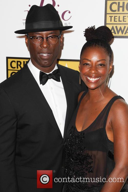 Isaiah Washington and Jenisa Marie Washington 5