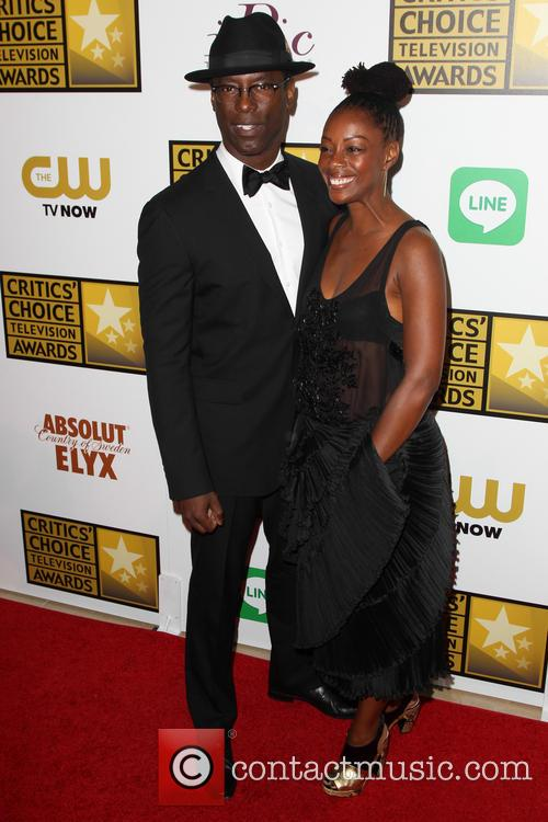 Isaiah Washington and Jenisa Marie Washington 6