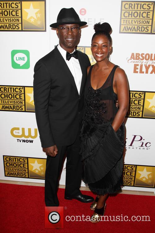 Isaiah Washington and Jenisa Marie Washington 7