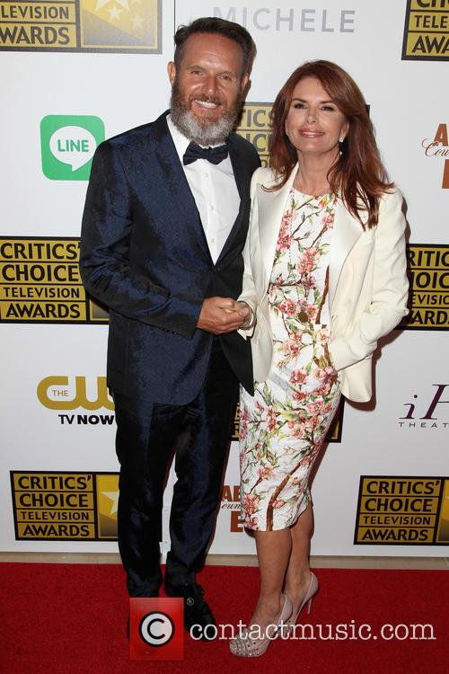 Mark Burnett and Roma Downey 6
