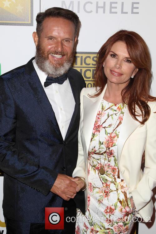 Mark Burnett and Roma Downey 8