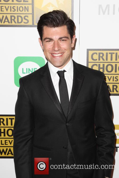 Max Greenfield, The Beverly Hilton Hotel, Beverly Hilton Hotel