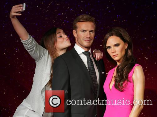 David Beckham, Victoria Beckham, Stephanie Francis, Wax Work Waxwork and Figures 7