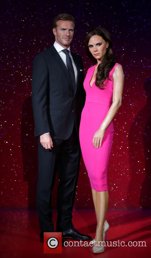 David Beckham, Victoria Beckham, Wax Work Waxwork and Figures 5
